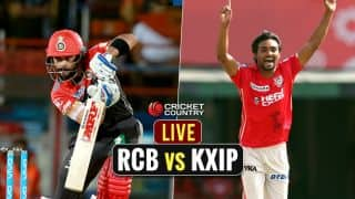 HIGHLIGHTS, Royal Challengers Bangalore (RCB) vs Kings XI Punjab (KXIP), IPL 10, match 43: KXIP win by 19 runs