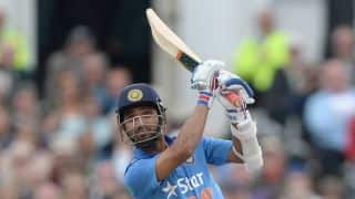 Ajinkya Rahane: I enjoyed opening the innings in 3rd ODI at Trent Bridge