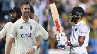 VIDEO- India vs England: James Anderson ने फिर बनाया Virat Kohli को अपना शिकार, सर्वाधिक 7 बार किया आउट