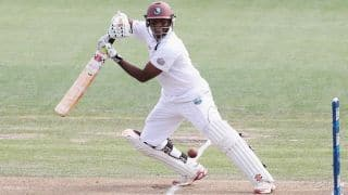 Shivnarine Chanderpaul slams half-century against Bangladesh in warm-up match