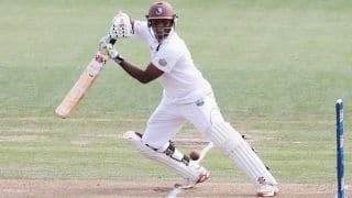 Shivnarine Chanderpaul slams half-century against Bangladesh in warm-up match