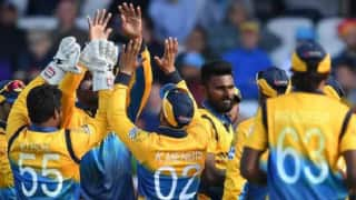 Still alive in the tournament, Sri Lanka face West Indies