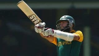 Hashim Amla scores his 21st ODI century against New Zealand in first ODI at Centurion