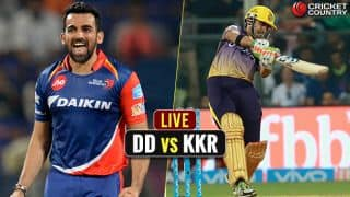 Highlights, Delhi Daredevils (DD) vs Kolkata Knight Riders (KKR) IPL 10, Match 18: KKR win by 4 wickets