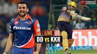 Highlights, Delhi Daredevils (DD) vs Kolkata Knight Riders (KKR) IPL 10, Match 18: KKR win by 4 wickets