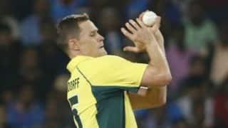 Jason Behrendorff eager for more international cricket