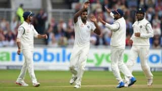 Varun Aaron determined not to cut down on pace with impressive show in India-England 4th Test