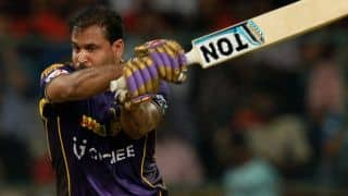 Yusuf Pathan's half-century allows KKR to register 5-wicket win over RCB in IPL 2016