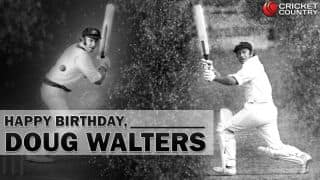 "Doug Walters: Life story of one of the ""coolest men"" cricket ever witnessed covered in 25 points"
