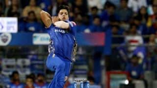 Mumbai Indians pacer Rasikh Salam suspended for two years for age fraud