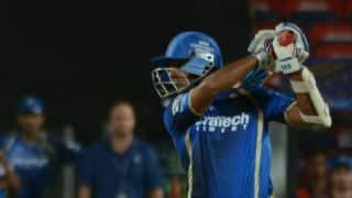 Ranji Trophy 2015-16: Deepak Hooda's ton helps Baroda lead Railways by 282 runs on Day 2