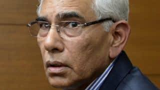BCCI's CAC writes to CoA chief Vinod Rai claiming 'falsehoods' hurt