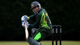 Imam ul Haq ton helps Pakistan post 308/7