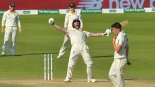 Ashes 2019: England keep Ashes alive as sensational Stokes seals stunning win at Leeds