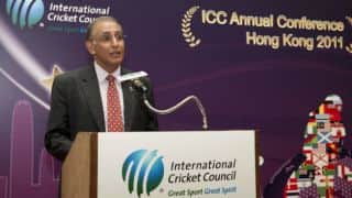 ICC finds no evidence to support allegations made by David Becker on Haroon Lorgat, ICC