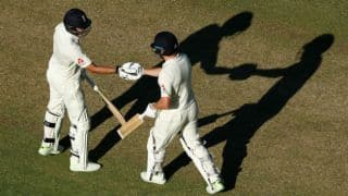 England bounce back after short-bowling barrage on Day 1