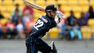 Live Scorecard: Netherlands vs New Zealand ICC World T20 2014 Group 1, Match 25 at Chittagong