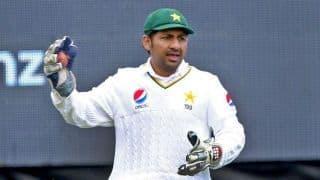 दूसरे टेस्ट में हार के बाद भी सरफराज अहमद को पाकिस्तान टीम पर नाज़