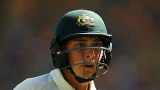 Matthew Renshaw suffers injury scare ahead of Test series against Pakistan