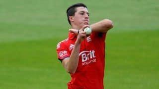 Matthew Fisher dominates India U-19
