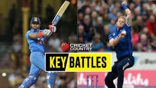 Suresh Raina vs Ben Stokes, Ajinkya Rahane vs Adil Rashid and other key battles from India A-England XI, 2nd warm-up one-day