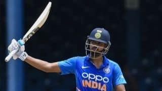 Ind vs WI: Skipper Virat Kohli lauds Shreyas Iyer, says he has got the right attitude