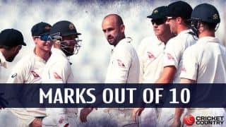 Bangladesh vs Australia 2017: Marks out of 10 for visitors