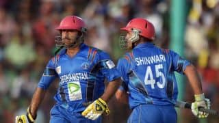Afghanistan vs UAE, Asian Cricket Council Premier League 2014 Live Scorecard, Match 4