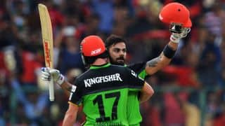 VIDEO: Virat Kohli calls AB de Villiers 'a freak'!