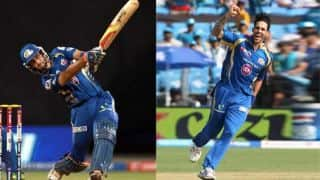 IPL 2014: Glenn Maxwell, Mitchell Johnson vs Mumbai Indians
