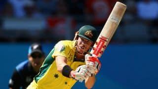 Australia off to a bright start vs England in 1st ODI at Southampton