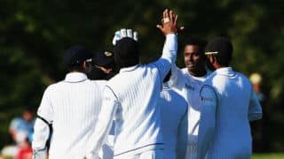 New Zealand close in on big win against Sri Lanka in 1st Test at Christchurch