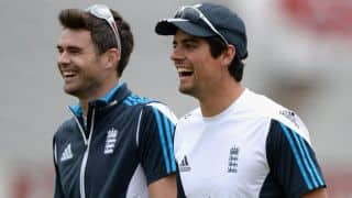 James Anderson likely to comeback for second Test against Pakistan, believes Alastair Cook