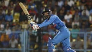 WATCH: Pandya aims for revenge at his Indian teammates