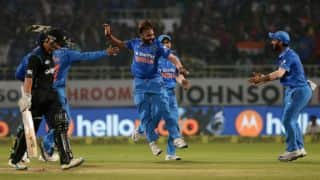 Amit Mishra earns interesting records after his heroic spell against New Zealand in fifth ODI