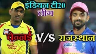Match Highligts:  सैंटनर ने छक्का लगाकर चेन्नई को दिलाई जीत