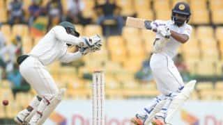 India vs Sri Lanka, 2nd Test: Sweep was the best option against R Ashwin, Ravindra Jadeja, says Niroshan Dickwella