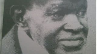 Sam Morris: The first black man to play Test cricket