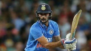 India B dominate Australia A to win Quadrangular series