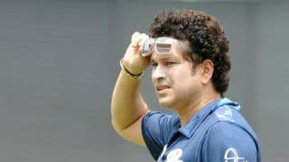 Sachin Tendulkar's unique concept to be considered by MCA