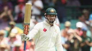 Matt Renshaw knocks on selectors' door for upcoming India tour with maiden ton
