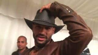 PHOTO: Shikhar Dhawan, India's Indiana Jones?