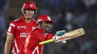Kings XI Punjab vs Cape Cobras, Match 17, CLT20 2014: Statistical Highlights