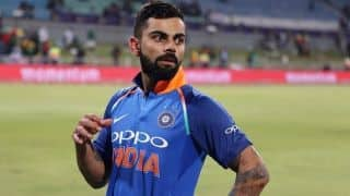 Asia Cup 2018 official broadcasters unhappy with Virat Kohli's absence
