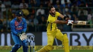 Having confidence in my game has helped a lot: Glenn Maxwell