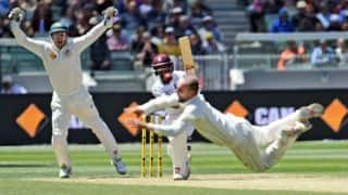 West Indies take Tea at 33-0 on Day 2 of 2nd Test vs Australia at Melbourne