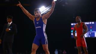 Bronze for two Indian women wrestlers