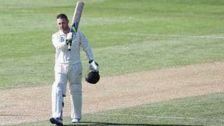 India vs New Zealand, 1st Test, Day 1: McCullum, Williamson smash tons
