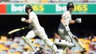 Century drought continues as Head, Labuschagne put Australia ahead of Sri Lanka