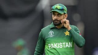 CPL 2019: Mohammed Hafeez replaces Rassie van der Dussen at St Kitts & Nevis Patriots